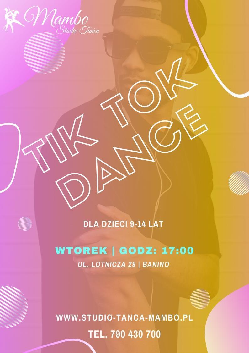 TIK TOK DANCE od 9 lat!